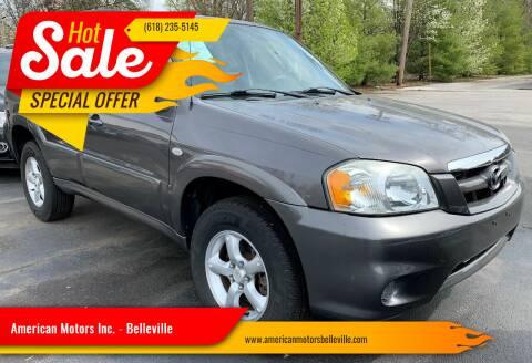 2006 Mazda Tribute for sale at American Motors Inc. - Belleville in Belleville IL