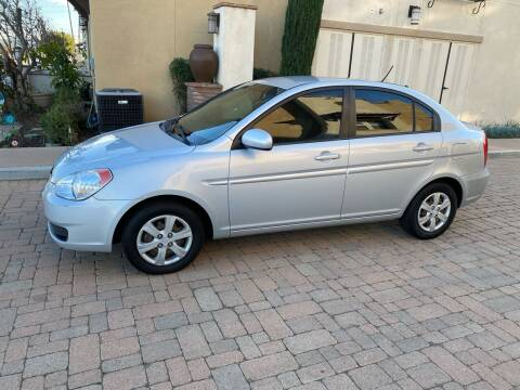 2010 Hyundai Accent for sale at California Motor Cars in Covina CA