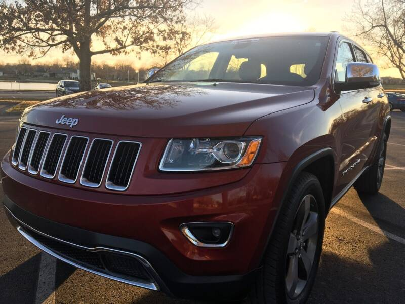 2015 Jeep Grand Cherokee for sale at Nice Cars in Pleasant Hill MO