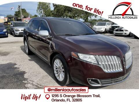2012 Lincoln MKT for sale at Millenia Auto Sales in Orlando FL
