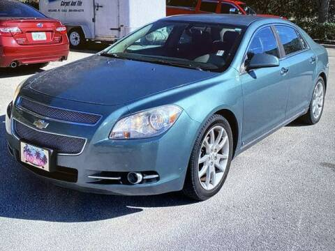 2009 Chevrolet Malibu for sale at Global Pre-Owned in Fayetteville GA