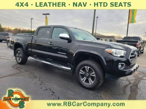 2016 Toyota Tacoma for sale at R & B CAR CO - R&B CAR COMPANY in Columbia City IN