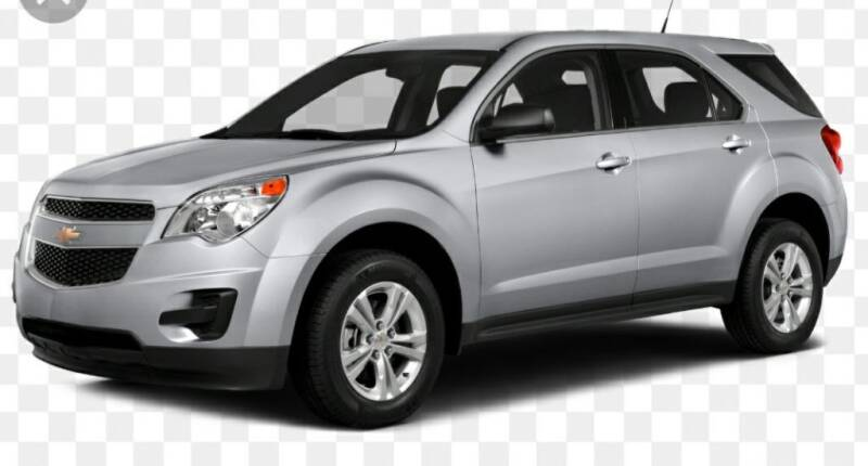 2014 Chevrolet Equinox for sale at Dad's Auto Sales in Newport News VA