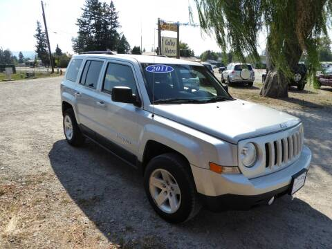 2011 Jeep Patriot for sale at VALLEY MOTORS in Kalispell MT