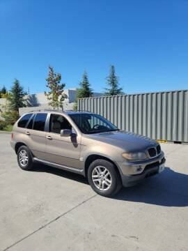 2005 BMW X5 for sale at RICKIES AUTO, LLC. in Portland OR