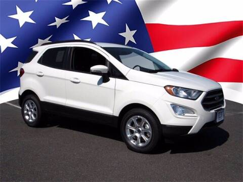 2020 Ford EcoSport for sale at Gentilini Motors in Woodbine NJ
