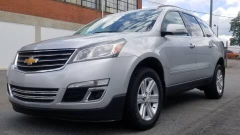 2013 Chevrolet Traverse for sale at Atlanta's Best Auto Brokers in Marietta GA
