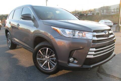 2017 Toyota Highlander for sale at Tilleys Auto Sales in Wilkesboro NC