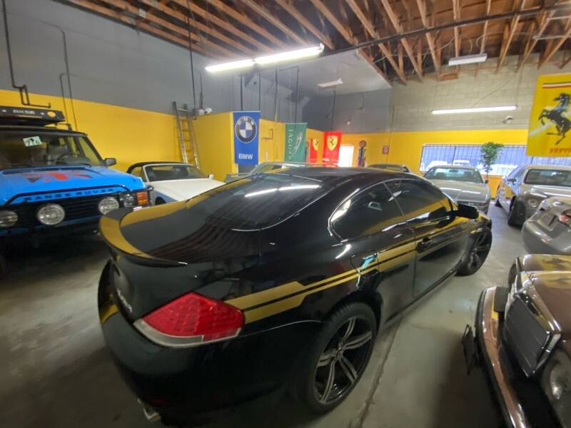 2005 BMW M6 for sale at OnLine VW-BENZ.COM Auto Group in Riverside CA
