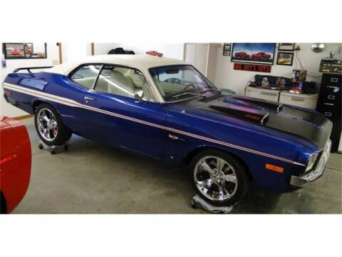 1972 Dodge Demon for sale at Classic Car Deals in Cadillac MI