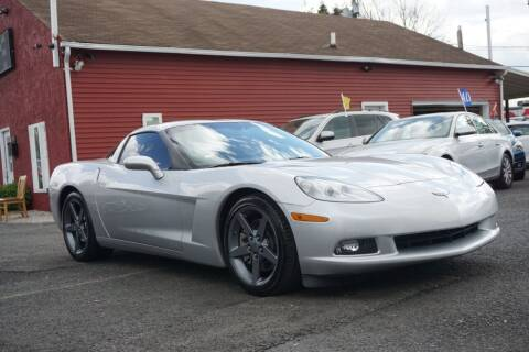 2013 Chevrolet Corvette for sale at HD Auto Sales Corp. in Reading PA