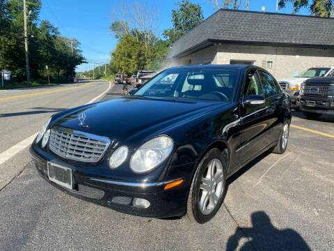 2006 Mercedes-Benz E-Class for sale at Advanced Fleet Management in Bloomfield NJ