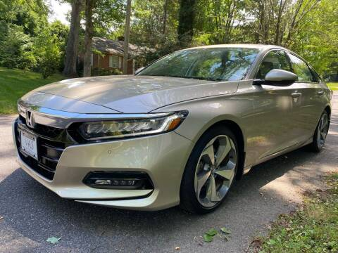 2018 Honda Accord for sale at Viewmont Auto Sales in Hickory NC