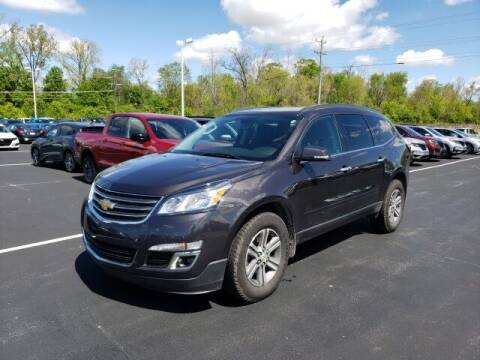 2017 Chevrolet Traverse for sale at White's Honda Toyota of Lima in Lima OH