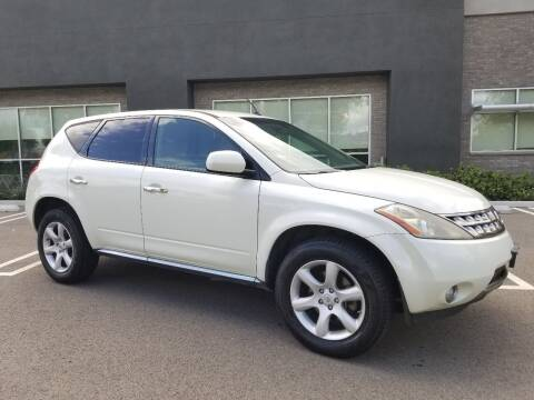 2007 Nissan Murano for sale at San Diego Auto Solutions in Escondido CA