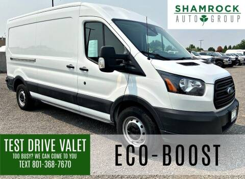 2018 Ford Transit Cargo for sale at Shamrock Group LLC #1 in Pleasant Grove UT