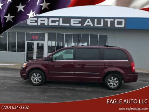 2009 Chrysler Town and Country for sale at Eagle Auto LLC in Green Bay WI