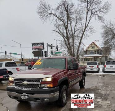 2005 Chevrolet Silverado 2500HD for sale at Corridor Motors in Cedar Rapids IA
