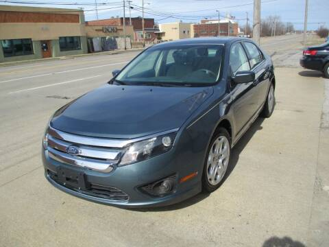 2011 Ford Fusion for sale at 3A Auto Sales in Carbondale IL