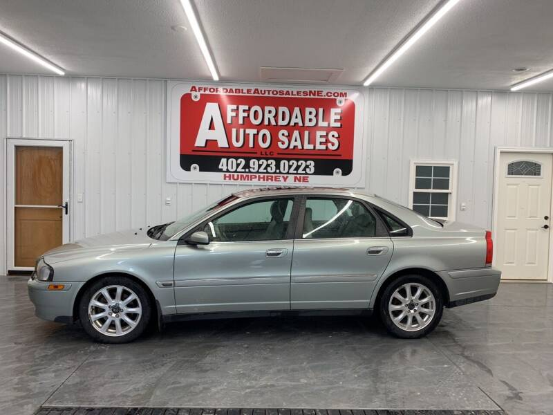 2004 Volvo S80 for sale at Affordable Auto Sales in Humphrey NE