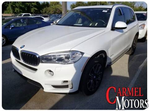 2016 BMW X5 for sale at Carmel Motors in Indianapolis IN