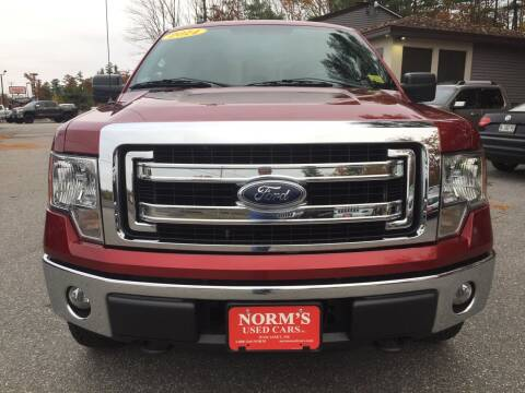 2014 Ford F-150 for sale at NORM'S USED CARS INC - Trucks By Norm's in Wiscasset ME
