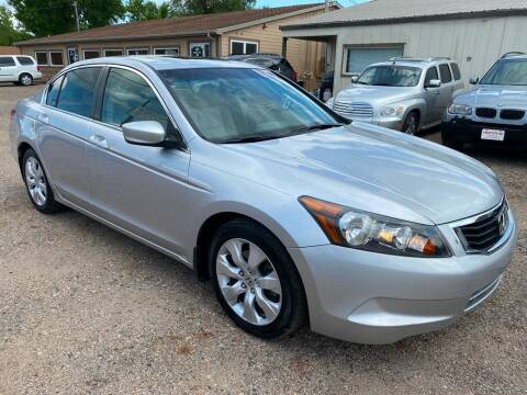 2009 Honda Accord for sale at Truck City Inc in Des Moines IA