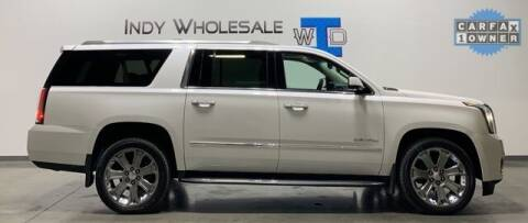 2016 GMC Yukon XL for sale at Indy Wholesale Direct in Carmel IN