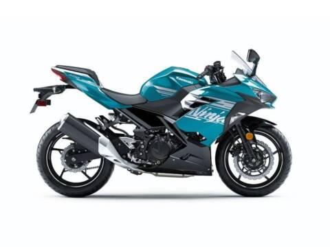 2021 Kawasaki Ninja® 400 ABS Pearl Nigh for sale at Southeast Sales Powersports in Milwaukee WI