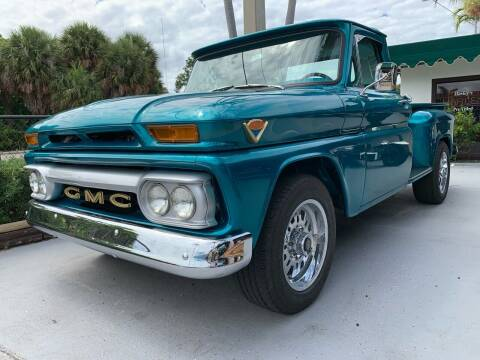 1966 GMC 1500 Truck Commercial for sale at American Classics Autotrader LLC in Pompano Beach FL