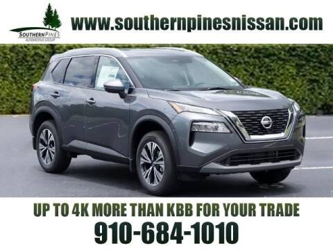 2021 Nissan Rogue for sale at PHIL SMITH AUTOMOTIVE GROUP - Pinehurst Nissan Kia in Southern Pines NC
