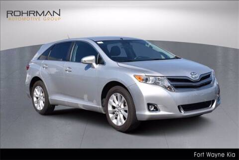 2014 Toyota Venza for sale at BOB ROHRMAN FORT WAYNE TOYOTA in Fort Wayne IN