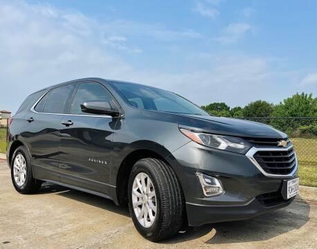 2018 Chevrolet Equinox for sale at ELITE AUTO EXPERT in Houston TX