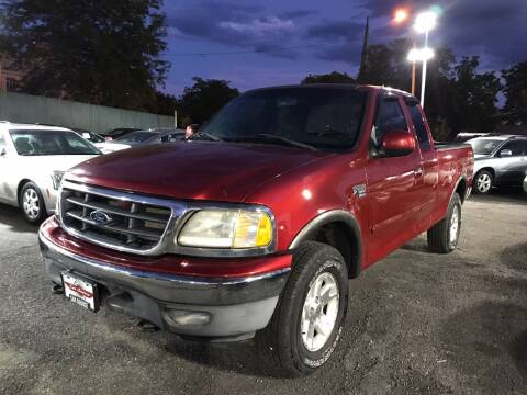 2002 Ford F-150 for sale at Your Car Source in Kenosha WI