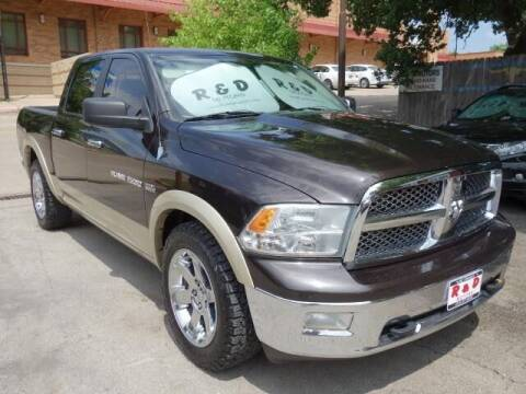 2011 RAM Ram Pickup 1500 for sale at R & D Motors in Austin TX