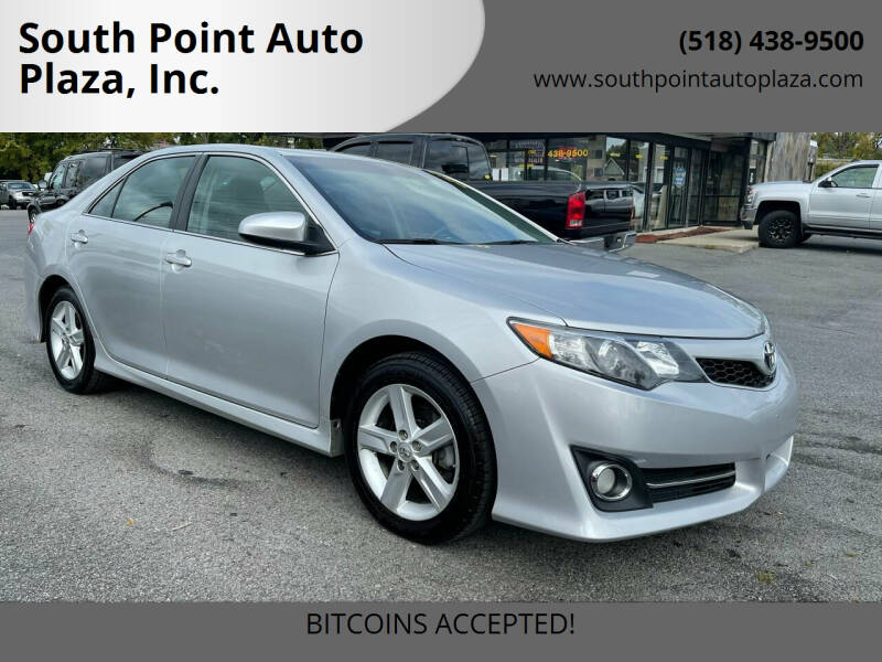 2014 Toyota Camry for sale at South Point Auto Plaza, Inc. in Albany NY