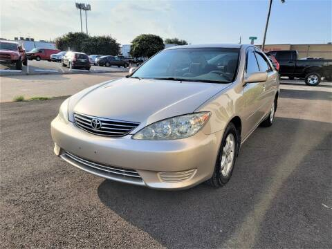 2006 Toyota Camry for sale at Image Auto Sales in Dallas TX
