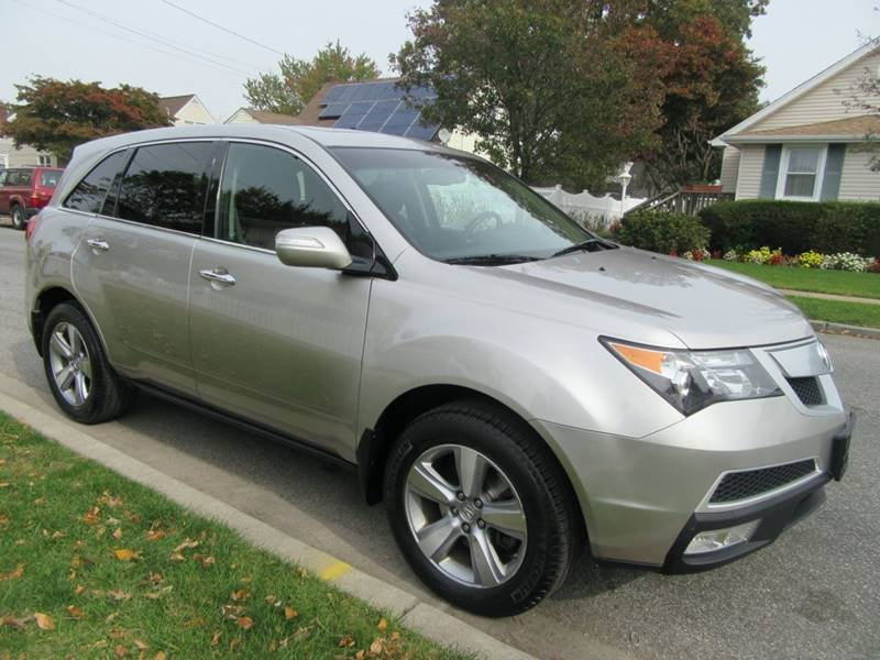 2011 Acura MDX for sale at First Choice Automobile in Uniondale NY