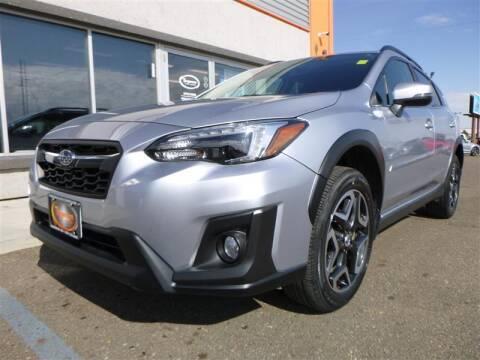 2018 Subaru Crosstrek for sale at Torgerson Auto Center in Bismarck ND