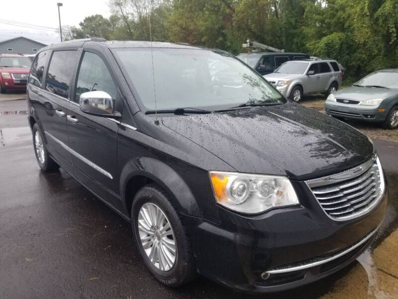 2013 Chrysler Town and Country for sale at Premier Automotive Sales LLC in Kentwood MI