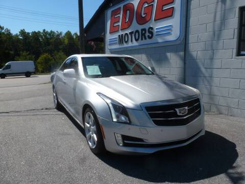 2015 Cadillac ATS for sale at Edge Motors in Mooresville NC
