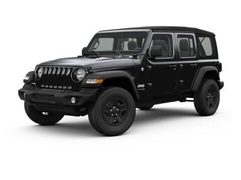 2018 Jeep Wrangler Unlimited for sale at Bald Hill Kia in Warwick RI