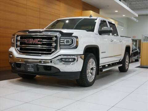 2017 GMC Sierra 1500 for sale at Mercedes-Benz of North Olmsted in North Olmstead OH