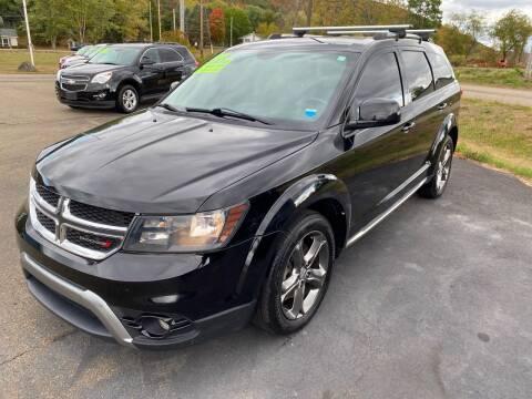 2015 Dodge Journey for sale at Hillside Motors in Campbell NY