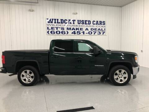 2014 GMC Sierra 1500 for sale at Wildcat Used Cars in Somerset KY
