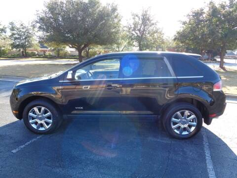 2007 Lincoln MKX for sale at BALKCUM AUTO INC in Wilmington NC