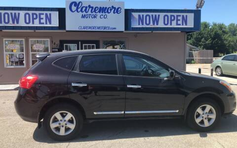 2013 Nissan Rogue for sale at Claremore Motor Company in Claremore OK