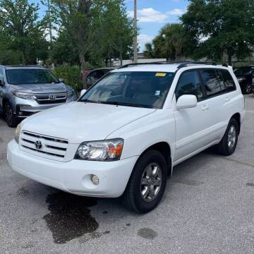 2005 Toyota Highlander for sale at CARZ4YOU.com in Robertsdale AL