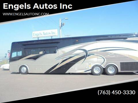 2008 Tiffin zephyr for sale at Engels Autos Inc in Ramsey MN