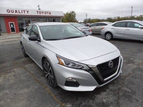 2019 Nissan Altima for sale at Quality Toyota in Independence KS
